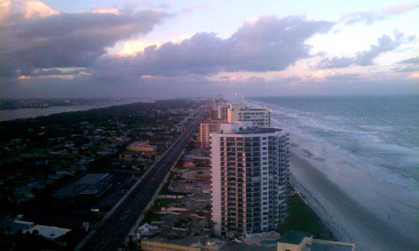 Top Of Daytona, Daytona Beach, FL Russian wedding, Florida
