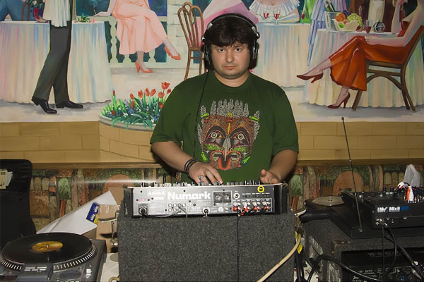 "DJ ""Gastronom"" from Chicago, Illinois"