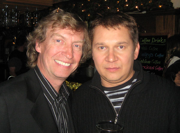 DJ SMIRNOV with Nigel, Superstars of Dance, NBC, 2009