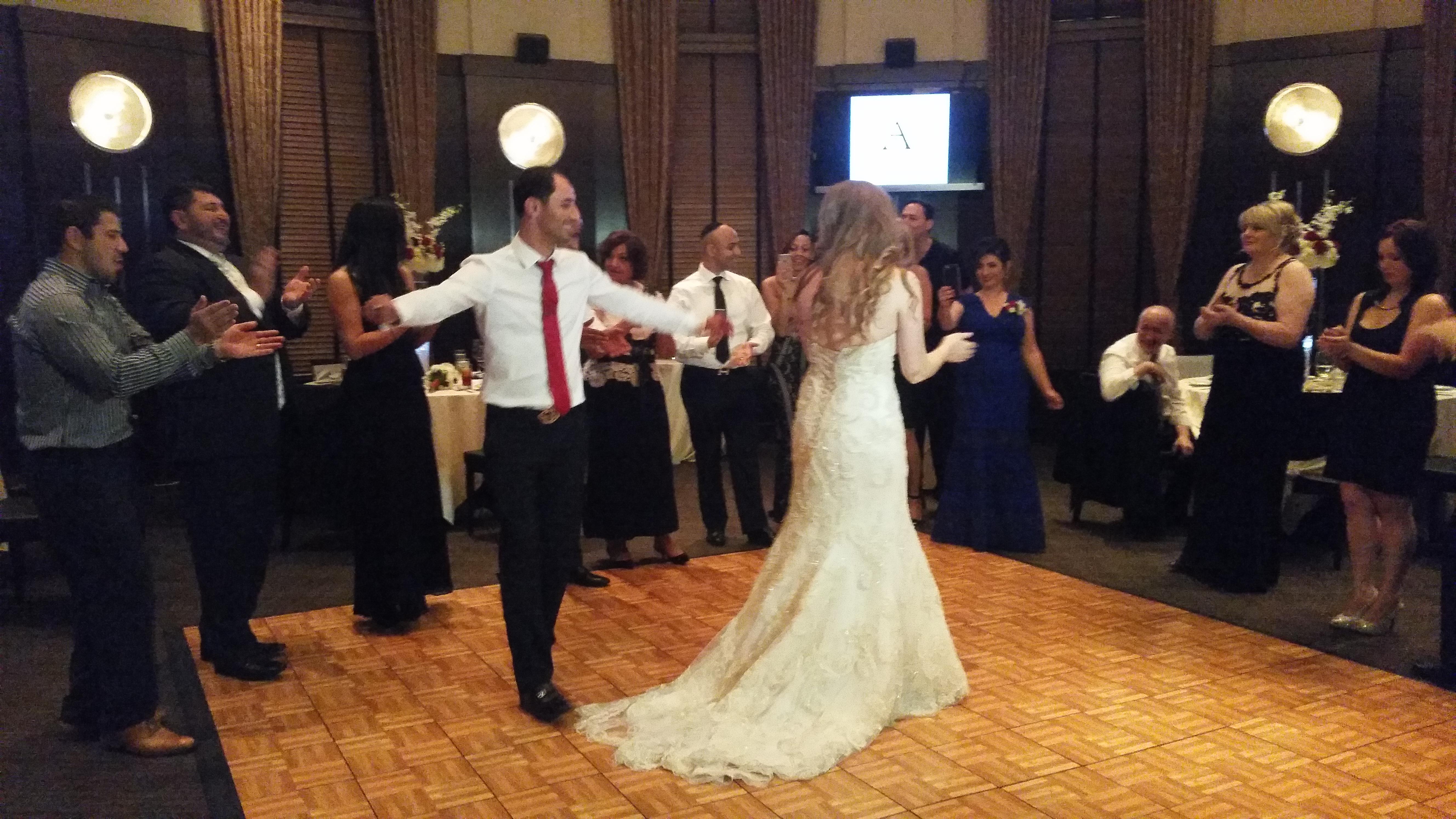 Las Vegas Nevada Nv Dj Mc Tamada Russian Wedding At The