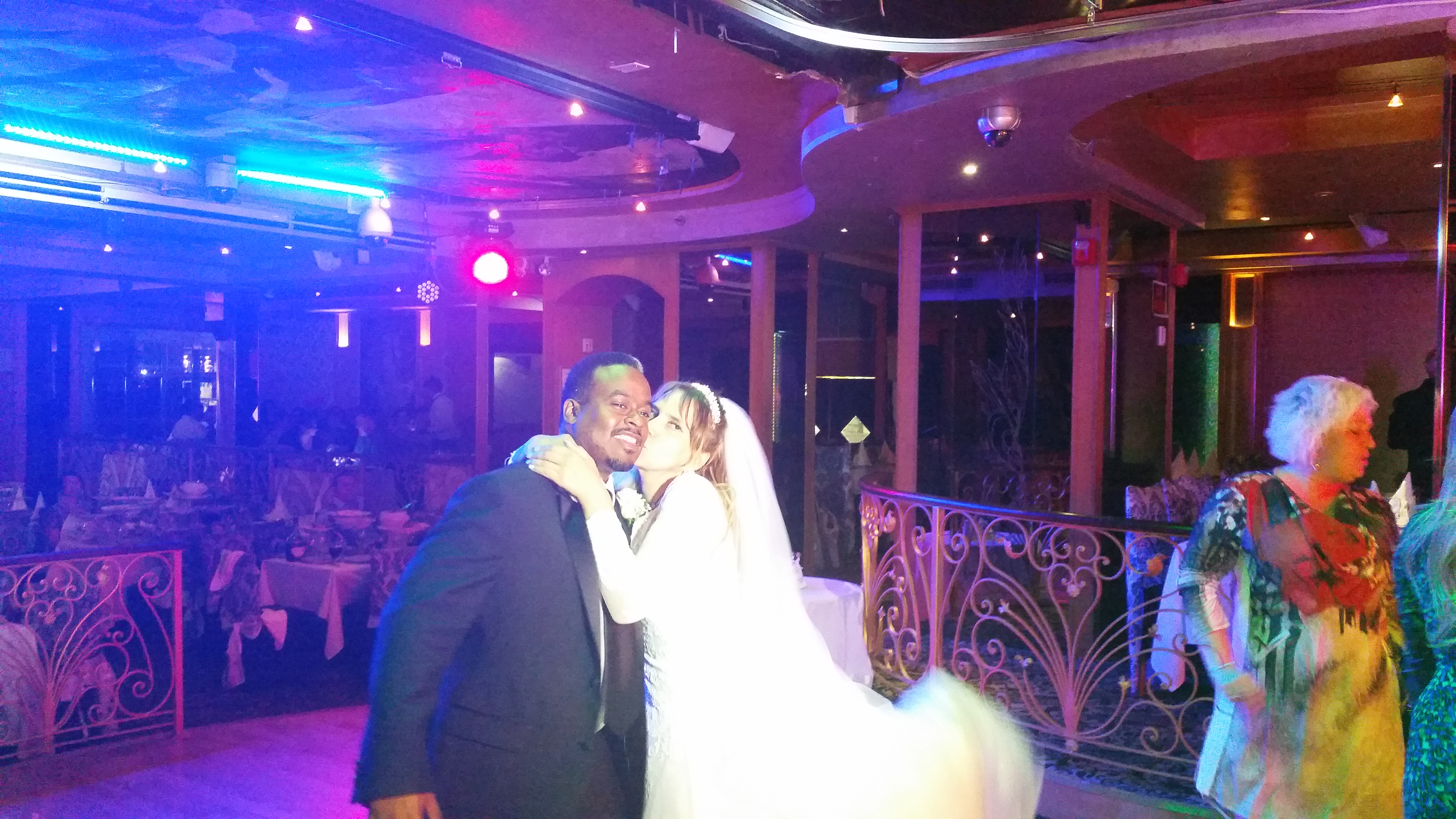 Russian Tamada Mikhail Wedding At The Tatiana Restaurant In